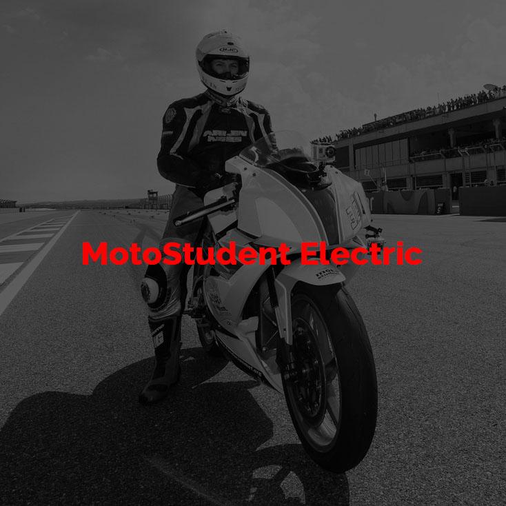 Moto electrica competicion