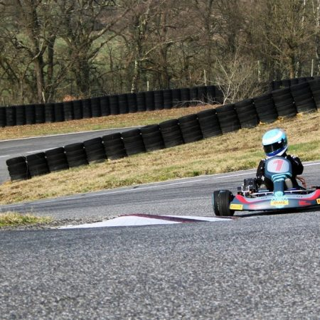 Play and Drive eKarting EGT3