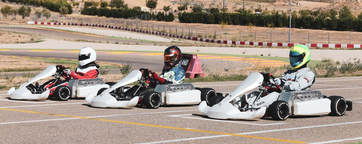 Play and Drive Pirelli eKarting Championship Motorland