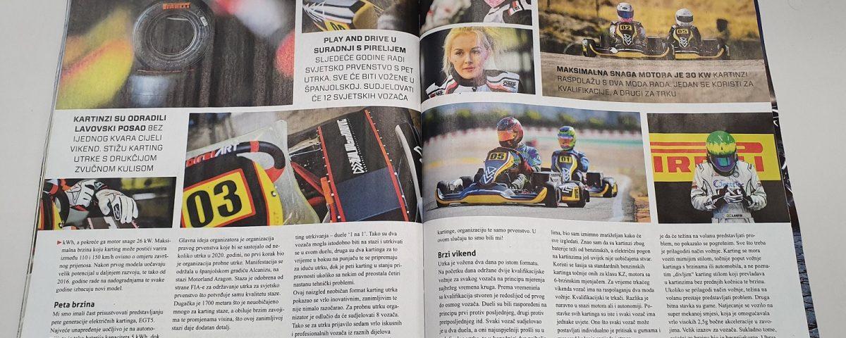 Auto i tocka Magazine Play and Drive Pirelli eKarting Championship Motorland